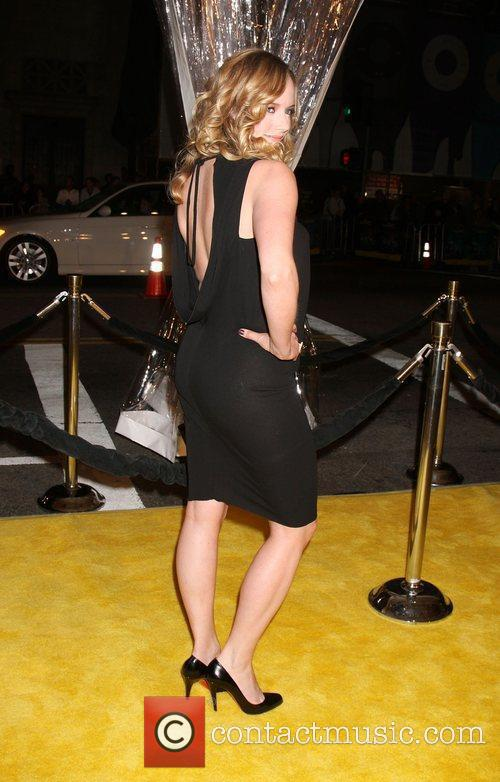 Marley Shelton Los Angeles premiere of 'Watchmen' held...