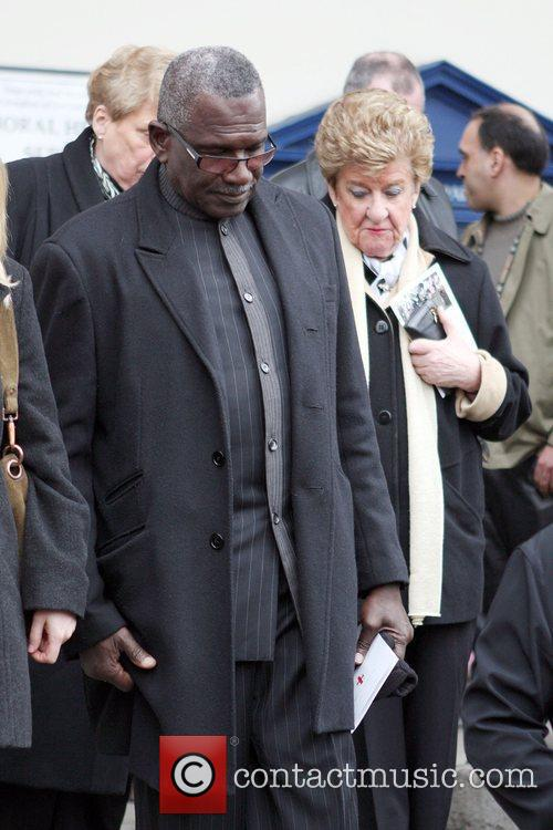 Rudolph Walker and Wendy Richard 6