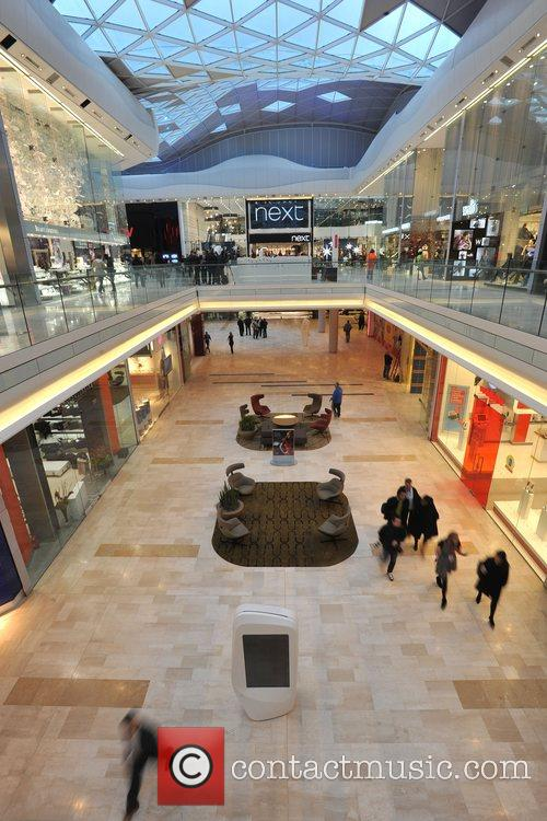 The Westfield Shopping Centre Opens In West London. 5