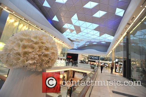 The Westfield Shopping Centre Opens In West London. 3