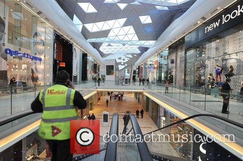 The Westfield Shopping Centre Opens In West London. 6