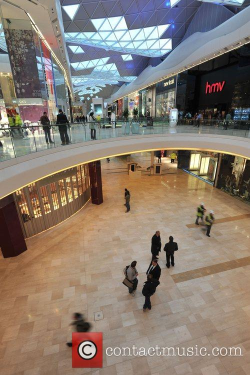 It is the largest urban shopping centre in...