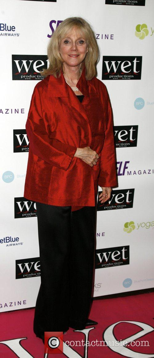 Blythe Danner LOVE Benefit to Support WET's 10th...