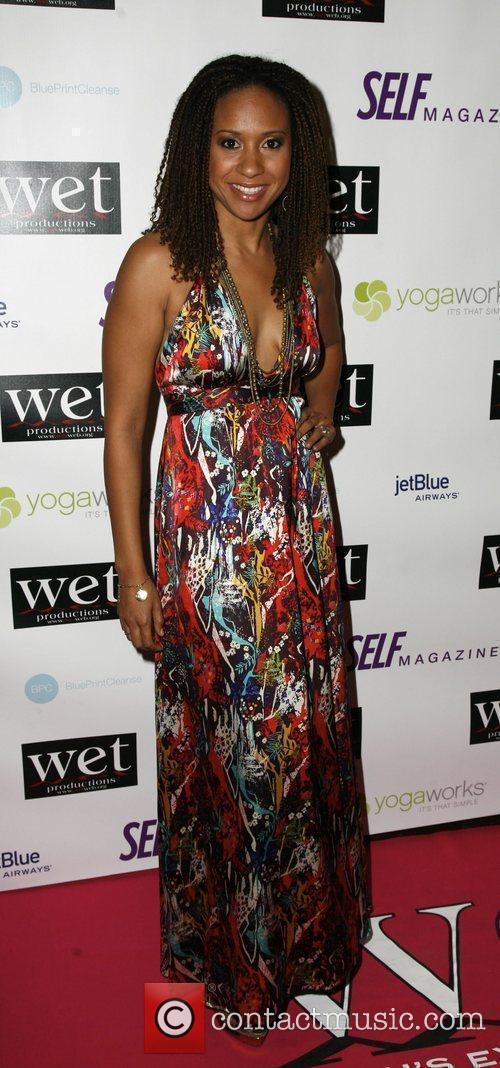 Lauren Ambrose LOVE Benefit to Support WET's 10th...