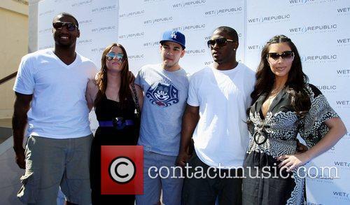 Guest and Kim Kardashian 2