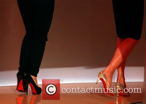 Anastacia and Nicole Kidman on German TV show...
