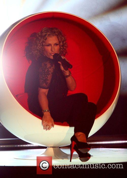 Anastacia on German TV show 'Wetten Dass...' Stuttgart,...