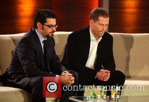 On German TV show 'Wetten Dass...'