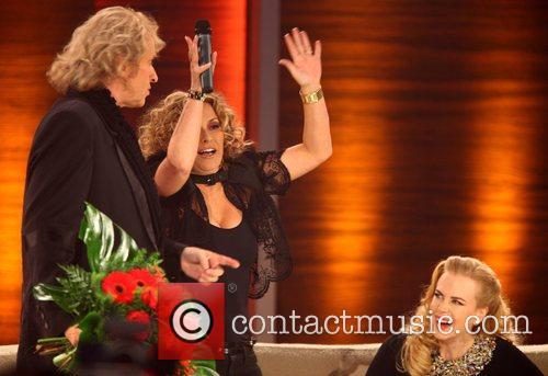 Thomas Gottschalk, Anastacia and Nicole Kidman on German...