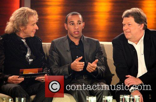 Thomas Gottschalk and Guests on German TV show...