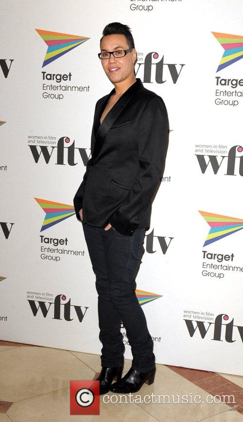 Gok Wan Women in Film and Television Awards...