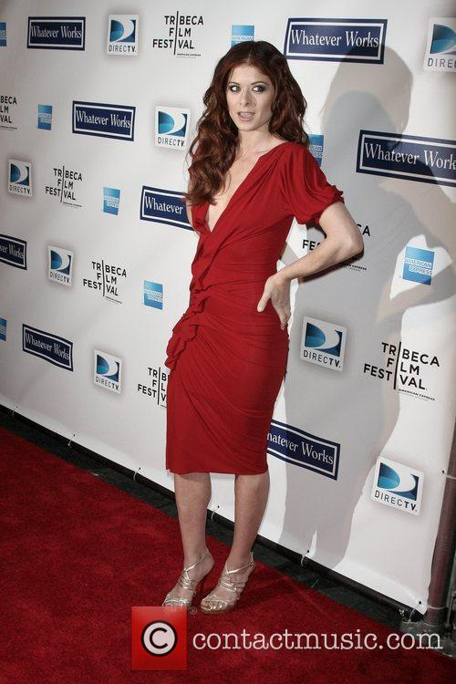 Debra Messing  The premiere of 'Whatever Works'...
