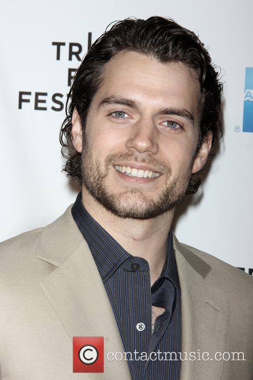 Henry Cavill The premiere of 'Whatever Works' during...