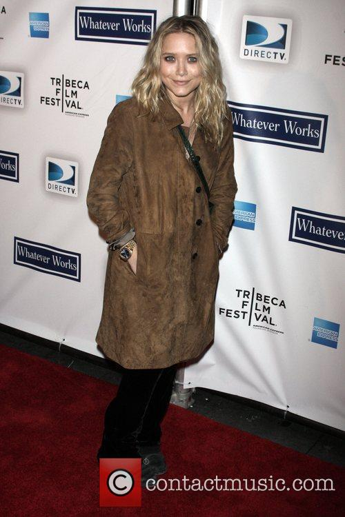 Mary-Kate Olsen The premiere of 'Whatever Works' during...