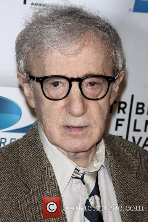 Woody Allen The premiere of 'Whatever Works' during...