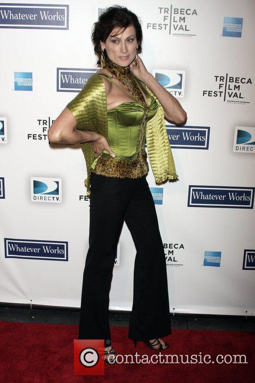 The premiere of 'Whatever Works' during the 2009...