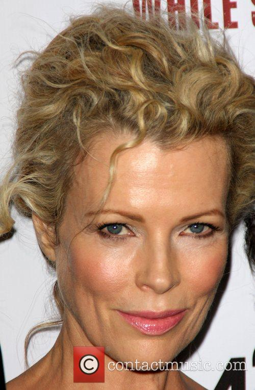 Kim Basinger World Premiere of 'While She Was...