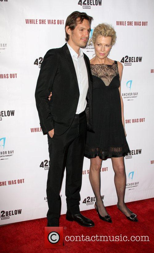 Lukas Haas and Kim Basinger World Premiere of...