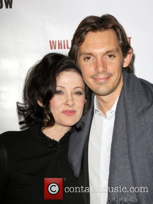 Susan Montford and Lukas Haas World Premiere of...