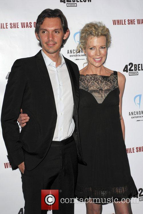 Lukas Haas and Kim Basinger Premiere movie of...