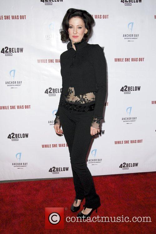 Susan Montford Premiere movie of 'While She Was...
