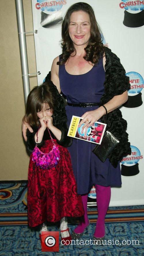 Ana Gasteyer and her daughter Frances McKittrick Opening...