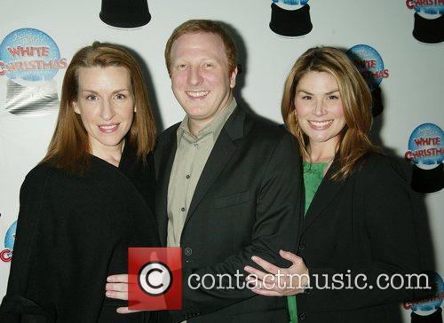 Susan Blackwell, Hunter Bell, Heidi Blickenstaff Opening Night...