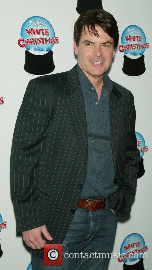 Troy Britton Johnson Opening Night of the Broadway...