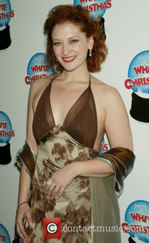 Kerry O'Malley Opening Night of the Broadway musical...