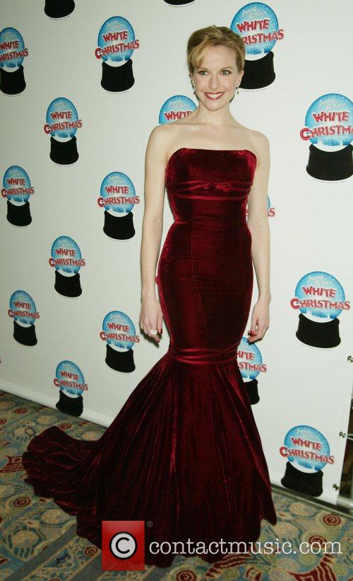 Meredith Patterson Opening Night of the Broadway musical...