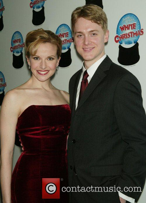 Meredith Patterson and Shonn Wiley Opening Night of...