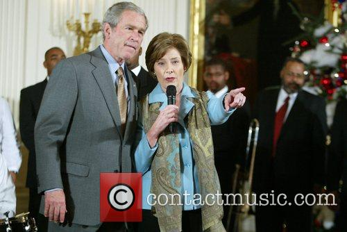 George W Bush and White House 10