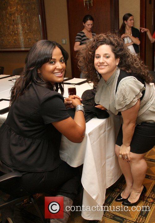 Laila Ali and Marissa Jaret Winokur  Women...