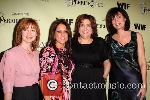 Sharon Lawrence, Tara Guber, Iris Grossman, Jane Fleming...