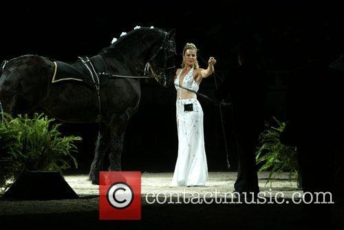 Caroline Williams Washington International Horse show Washington DC,...