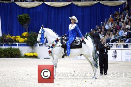 Carson Kressley Washington International Horse show Washington DC,...