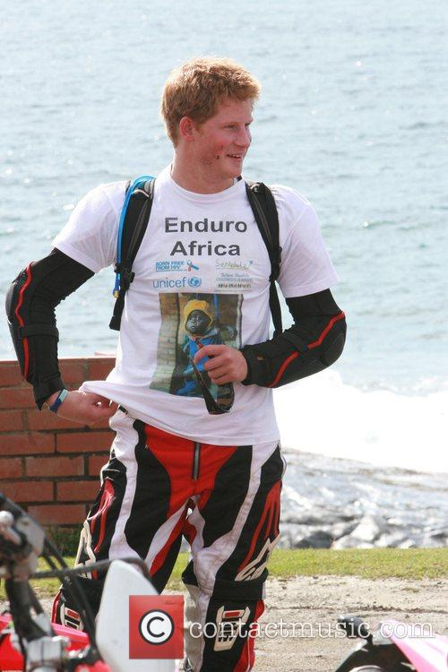 Prince Harry and Nelson Mandela 8