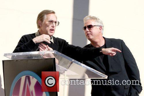 William Friedkin and William Petersen Former CSI: Crime...