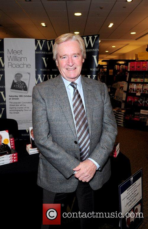 Coronation Street's Ken Barlow launches his book 'Soul...