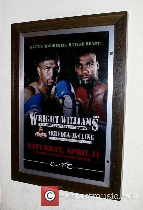 Atmosphere Pre-fight party for Winky Wright vs Paul...