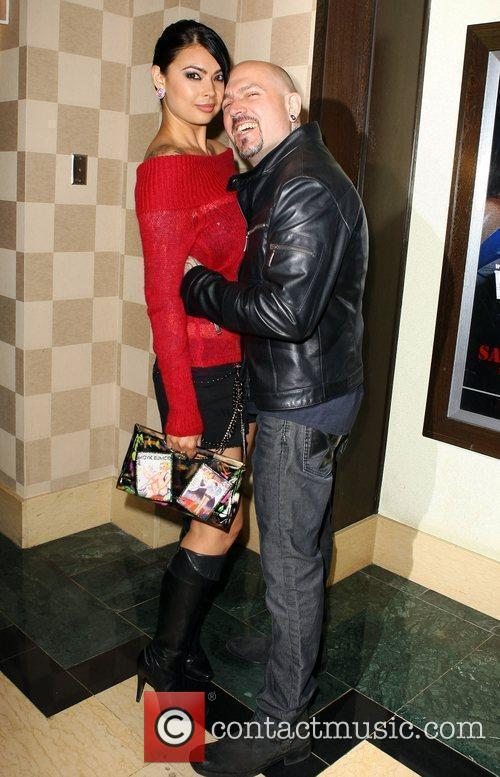 Tera Patrick and Evan Seinfield Pre-fight party for...