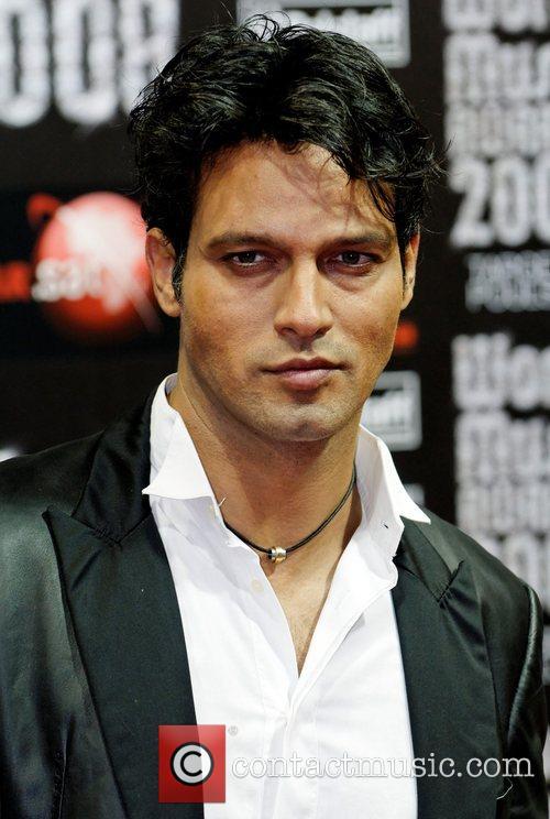 Gabriel Garko World Music Awards 2008 at the...