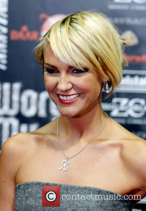 Kate Ryan World Music Awards 2008 at the...