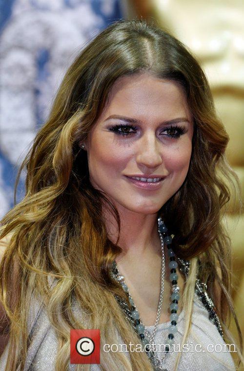 Lola Ponce World Music Awards 2008 at the...