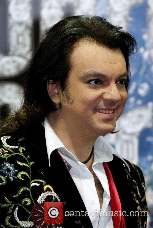 Philip Kirkorov World Music Awards 2008 at the...