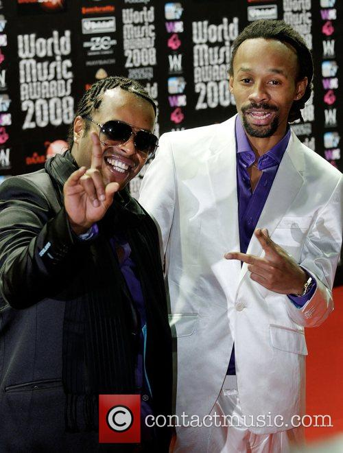 World Music Awards 2008 at the Monte Carlo...