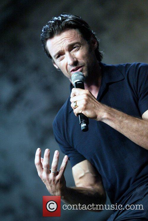 Hugh Jackman and Wolverine 8