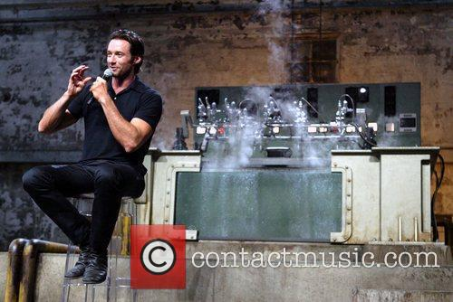 Hugh Jackman and Wolverine 9