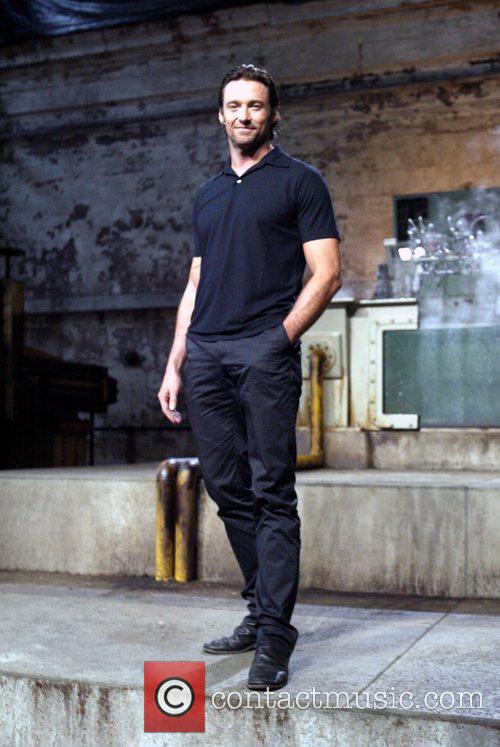 Hugh Jackman and Wolverine 1