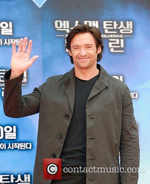 Hugh Jackman 'X-Man Origins: Wolverine' - press conference...